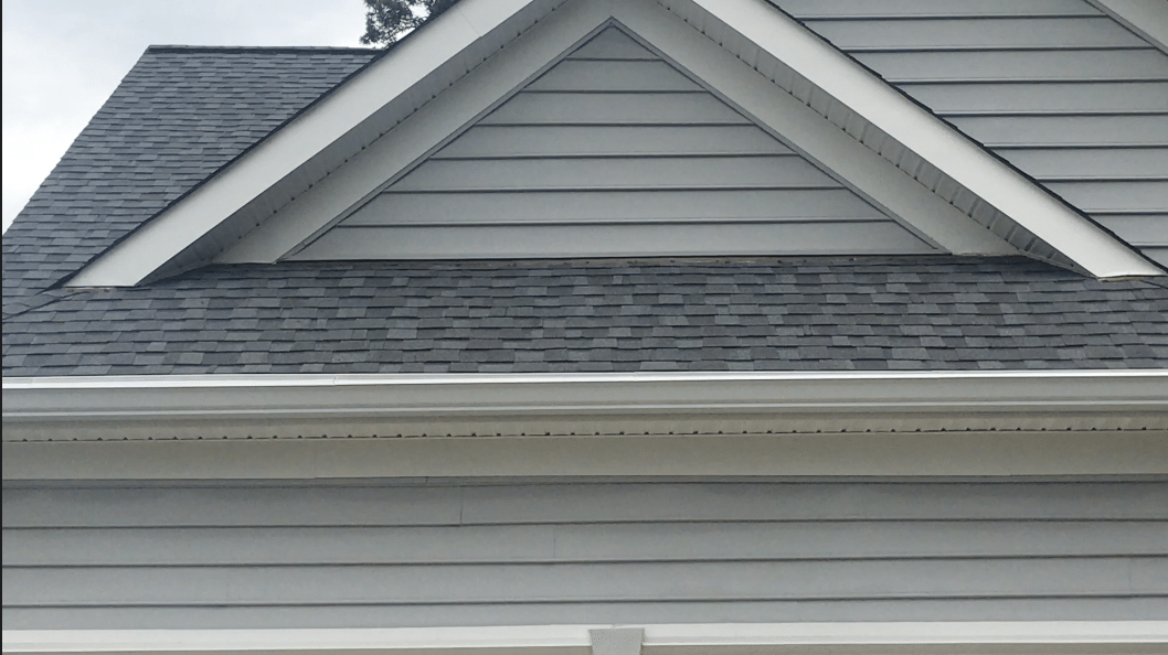 MasterShield Gutter Guard Installation in Leesburg, VA - After Photo
