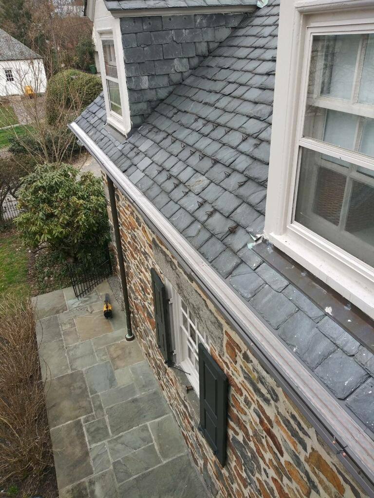 New Gutter System in Washington DC - After Photo
