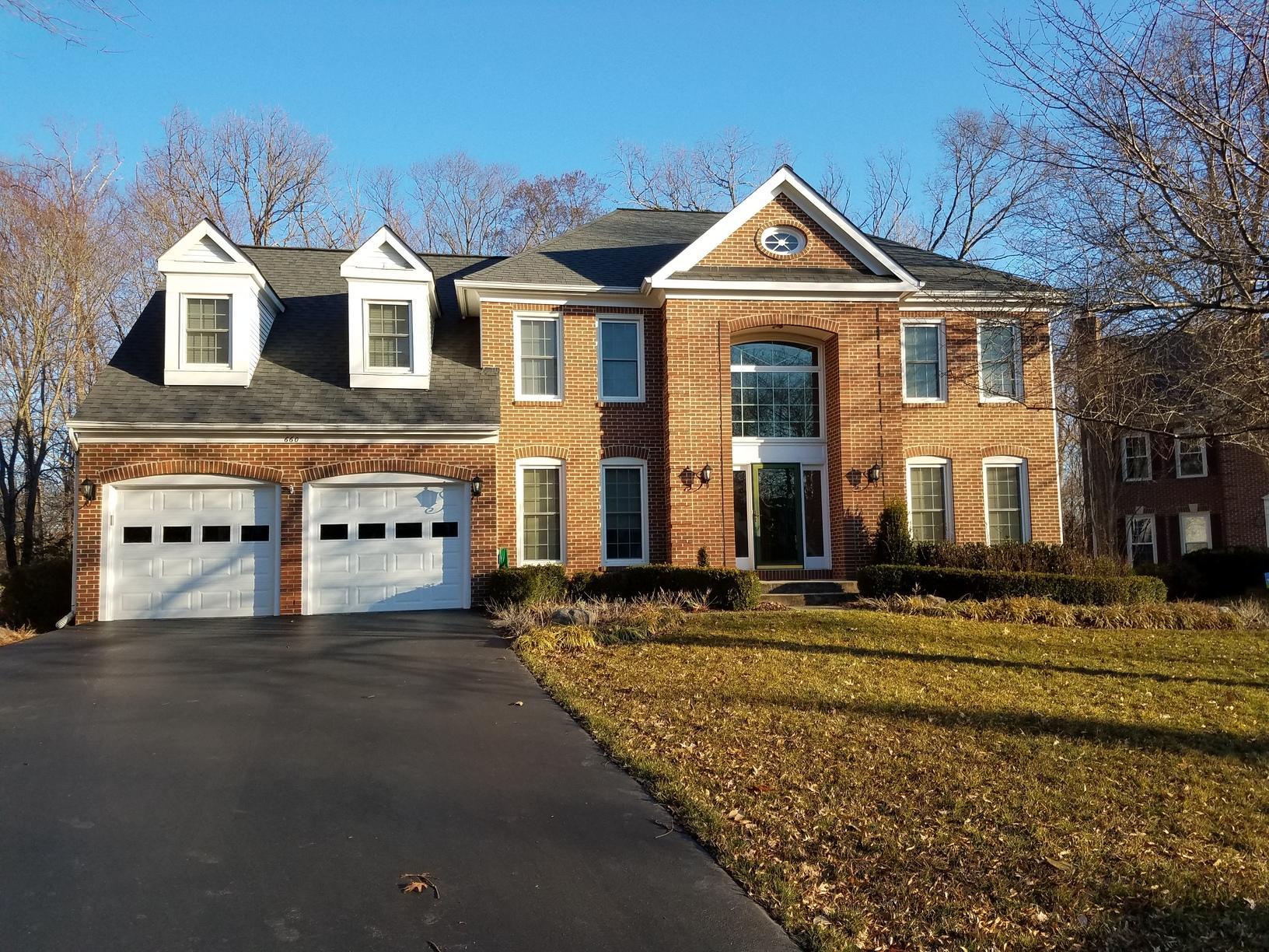 MasterShield System in Herndon, VA. - Before Photo