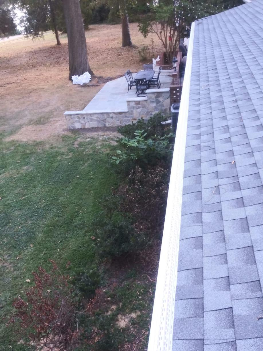 No more cleaning gutters in Gainesville, VA - After Photo