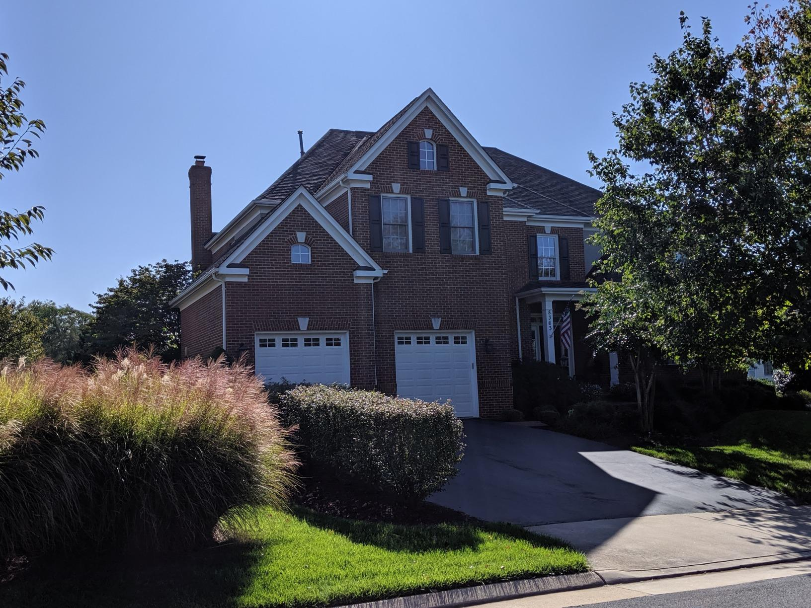 No more cleaning gutters in Gainesville, VA - Before Photo
