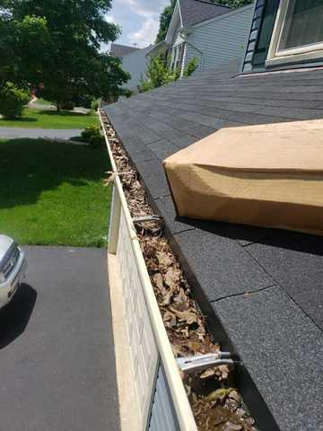 Mastershield installation in Centreville, VA.