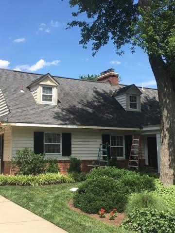 Copper Gutter Guard Installation in Bethesda, VA