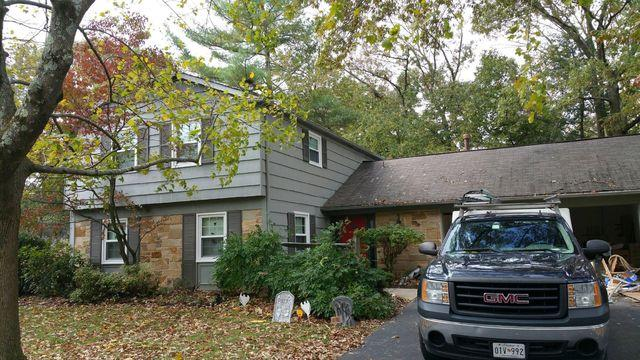 Ellicott City, MD MasterShield Gutter Guard Installation