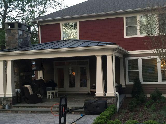 MasterShield Gutter Guard Installation in Edgewater, MD