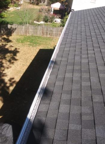 Gutters and Gutter guards in Springifeld, VA