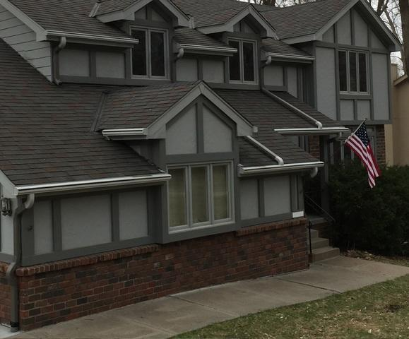 LeafGuard Gutter Installation in Papillion, NE