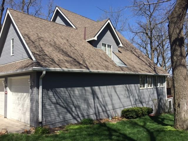Louisville, NE Gutters Installed