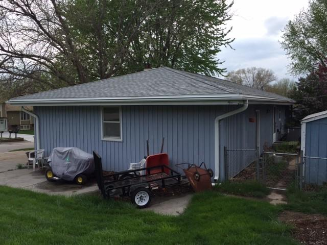 New Roof Installation in Bennington, NE