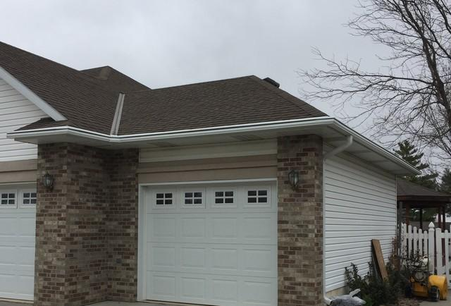 Homeowners in Columbus, NE Improve Gutter Drainage System