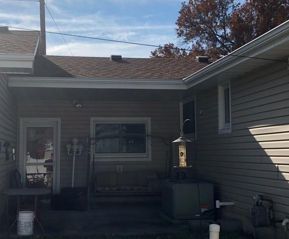 Dorchester, NE Home Upgrades to Covered Gutter System