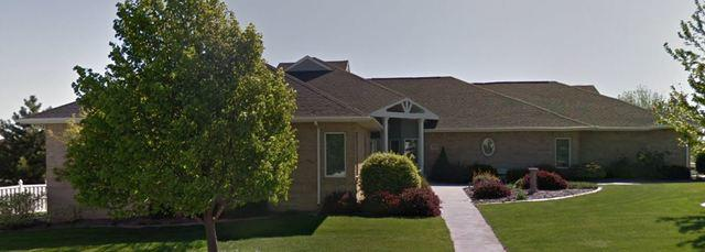 LeafGuard Gutters Install on home in Kearney, NE