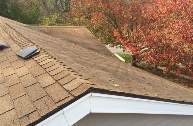 New GAF Asphalt Roof Installed in Omaha, NE