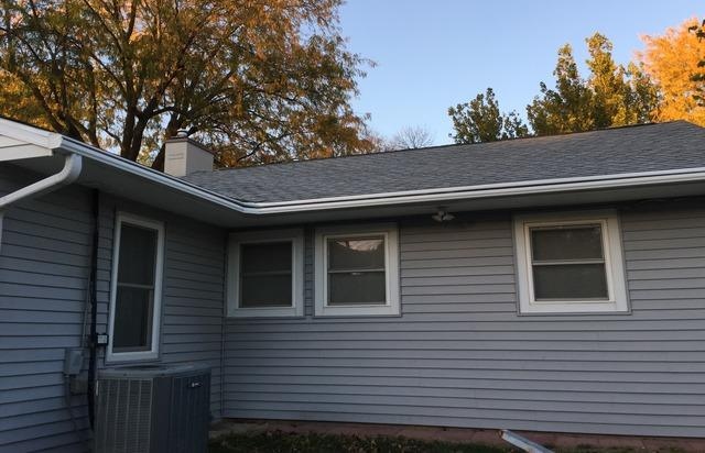 New GAF Asphalt Roof Installed on home in Omaha, NE Due to Storm Damage