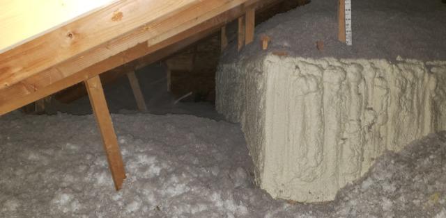 Attic Insulation Install In Papillion, Ne