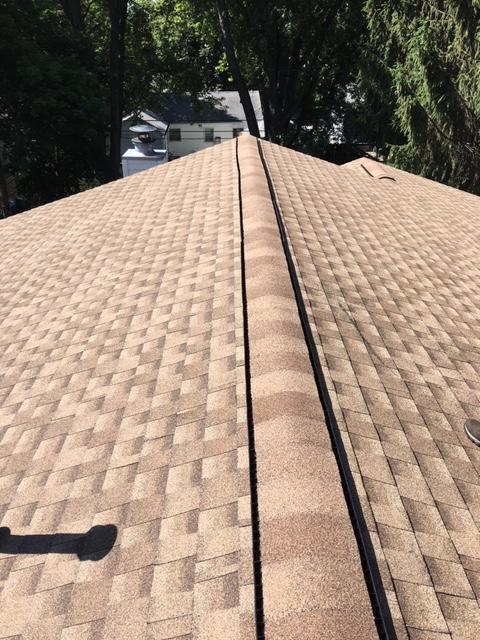 Roof Replacement in Sun Prairie, WI - After Photo