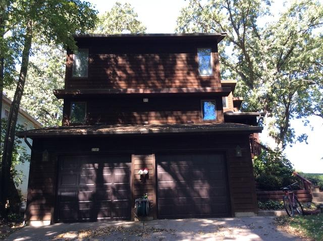 Three Story Home In McFarland Looks Great With Their LeafGuard Gutter System