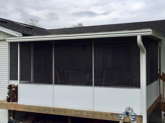 LeafGuard Gutter Installation in Middleton, WI