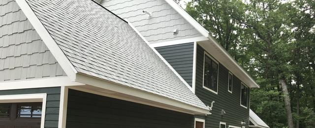 LeafGuard Gutter System Install In Baraboo WI
