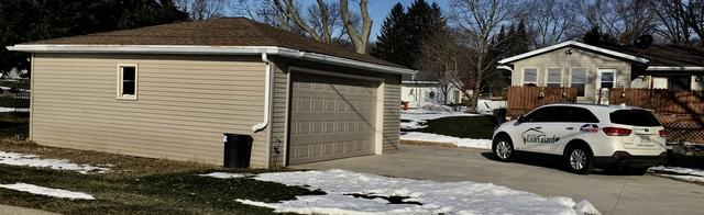 Fantastic Facelift For This Deerfield Garage - Before Photo