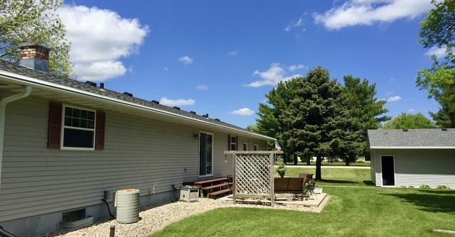 Mazomanie, WI Home Goes Maintenance Free With LeafGuard