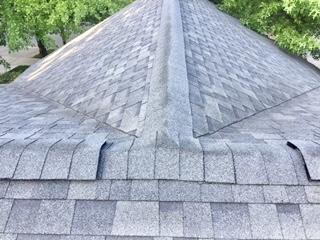Up Close Look At Cambria, WI Home Roof Update