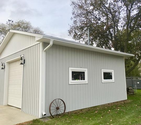 Sauk City, WI Home Gets New LeafGuard Gutter System