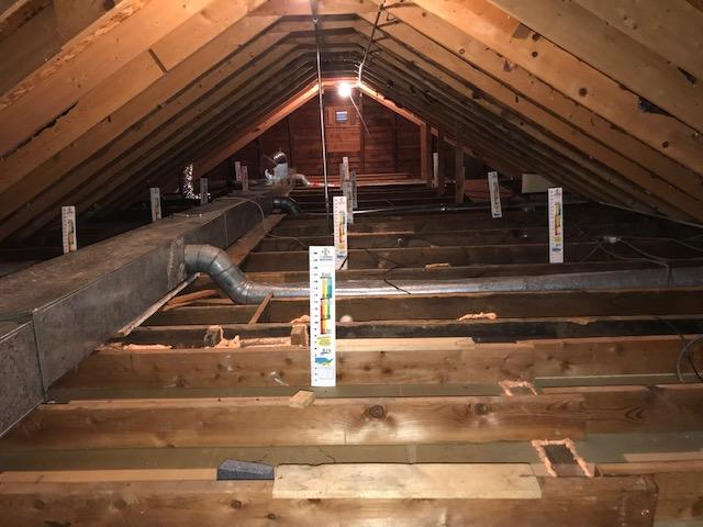 McFarland, WI Home Gets Insulation Update