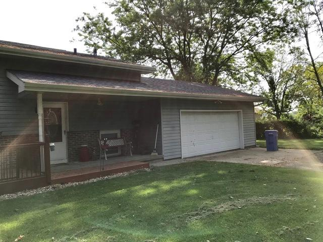 Tri-Level Home Gets New LeafGuard Gutters in Stoughton, WI