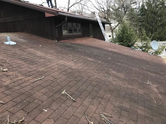 Home Upgraded To GAF Lifetime Roof in Madison, WI