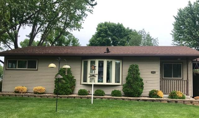 Ranch Style Home Gets LeafGuard Gutter System in Onalaska, WI