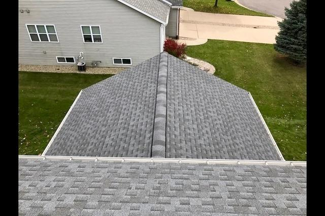New Roof Install In Sun Prairie, WI