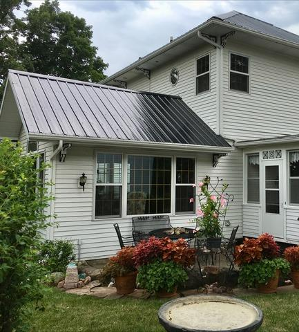 New LeafGuard Gutter Install In Baraboo, WI