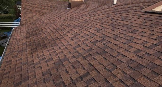New Roof Install In Deforest, WI