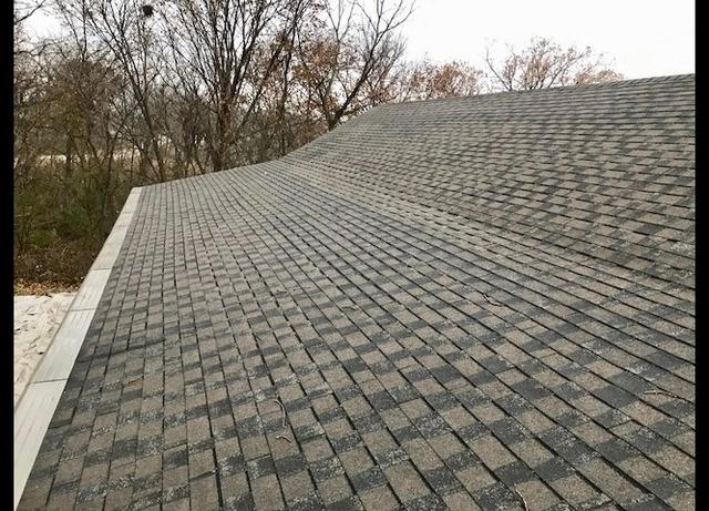 New Roof Install In New Glarus, WI