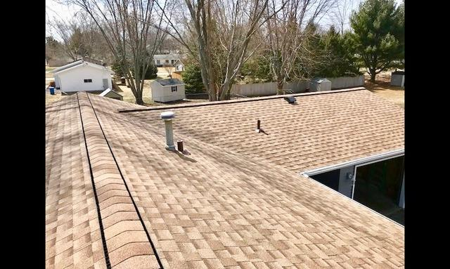 New Roof Install In Brooklyn, WI