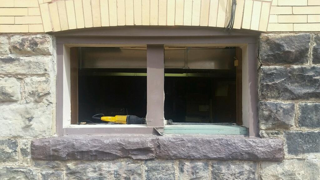 Window Replacement in Bellevue, PA - Before Photo