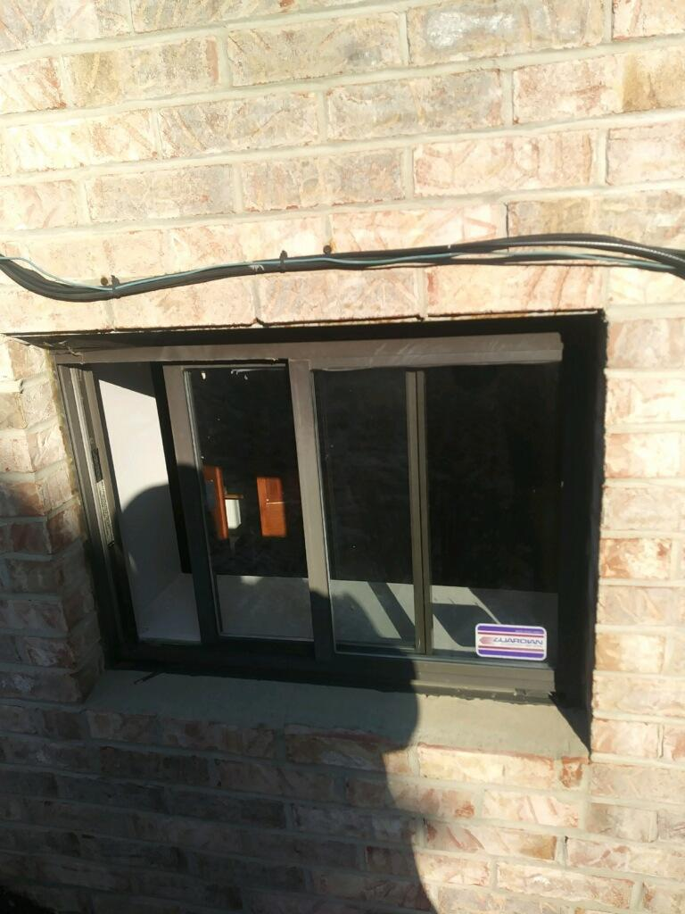 Vented Window Installation in Beaver, PA - Before Photo