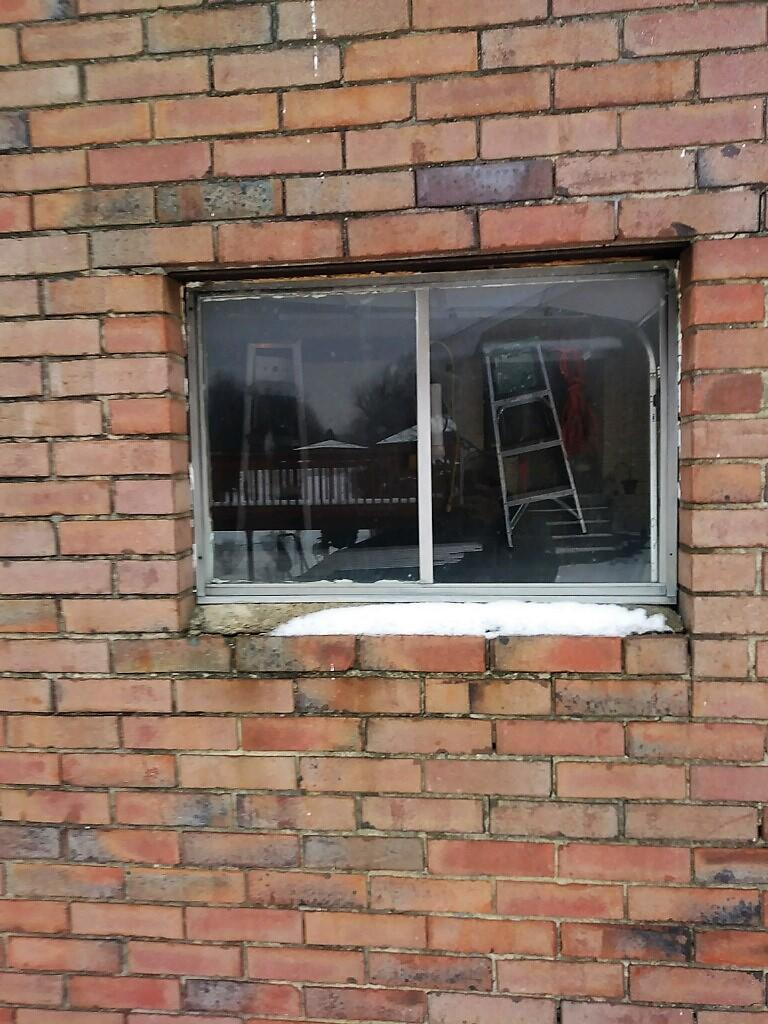 Wave Window Installation in Beaver Falls, PA - Before Photo