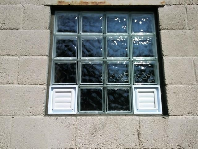 Window with Dryer Vent Installation in Beaver, PA