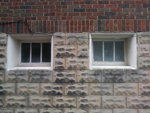 Solid Window Installation in Mt. Lebanon, PA - Before Photo