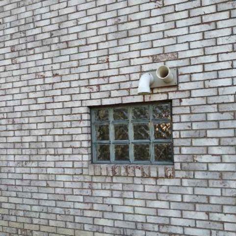 Wave Glass Block Windows Installation in Baden, PA