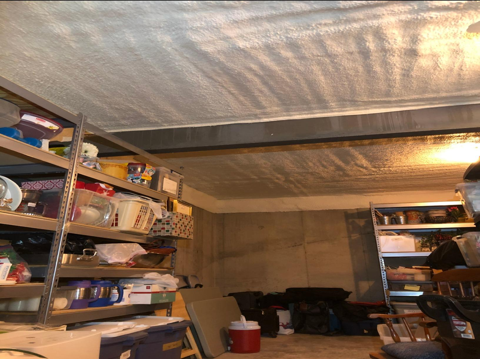 Closed Cell Spray Foam in Leawood, Ks - After Photo