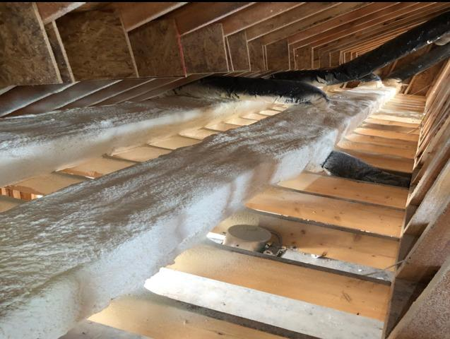 Ductwork Insulation in Ottawa, Ks - After Photo