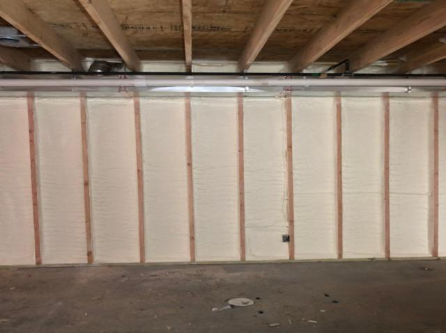 Basement Wall Insulation in Lawrence, Ks