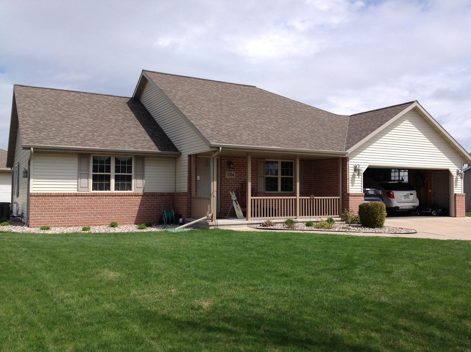 New GAF Timerline Ultra HD Roof installed in DePere, WI - After Photo