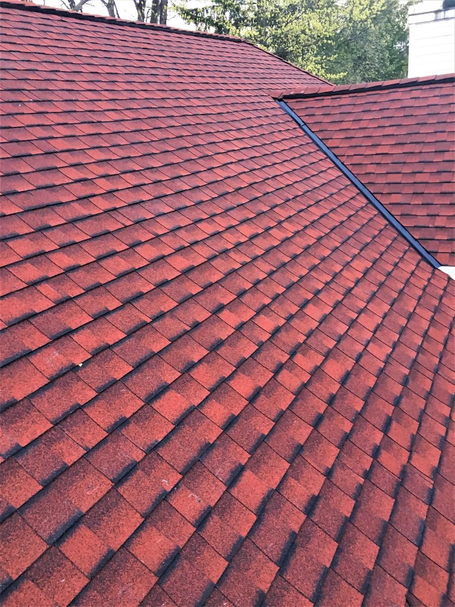 GAF Roof Installation in Ephraim, Wisconsin - After Photo