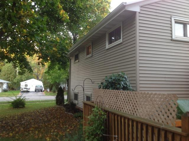 Leaf Guard Gutters Installed in Green Bay, WI