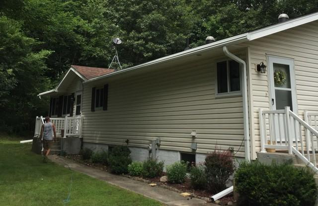LeafGuard Gutters Installed in Wautoma, WI