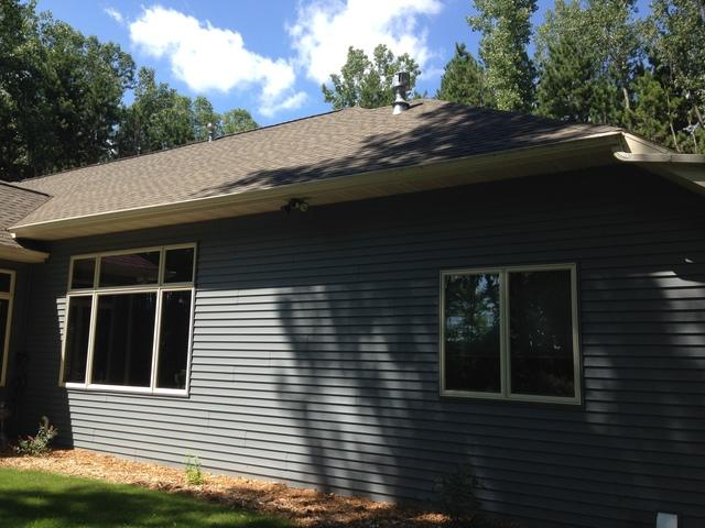 LeafGuard Gutters Installed in Suamico,WI